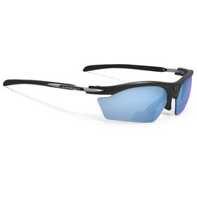 Rudy Project Rydon Readers +1.5 dpt Okulary rowerowe, matte black / multilaser ice